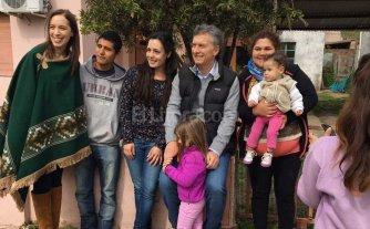 "Macri encabezaba un ""timbreo"" en la provincia de Buenos Aires"