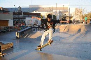 Reprograman el Circuito Nacional de Skateboarding