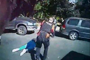 V�deos de la muerte de un negro en Charlotte no aclaran si iba armado