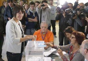 Galicia y el Pa�s Vasco votan con el foco puesto en Madrid