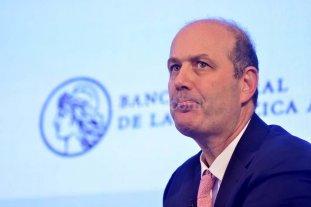 Sturzenegger presentar� este lunes su programa de metas de inflaci�n