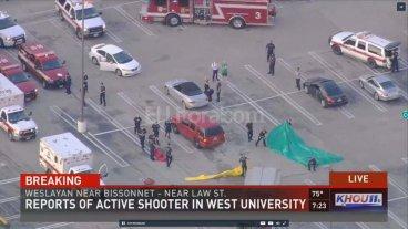 Varios heridos en tiroteo en centro comercial estadounidense