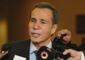 """Nisman le dio documentaci�n a un desconocido """"por si le pasaba algo"""""""