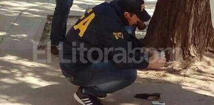 Piden la captura para policía  de la URI por venta de drogas -