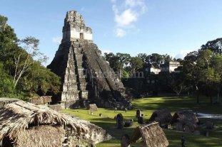 Cambia la percepci�n que se ten�a sobre la cultura maya