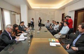 Acuerdo para desarrollar Centro Comerciales a cielo abierto