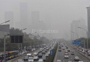 9 de cada 10 personas en el mundo respira aire contaminado