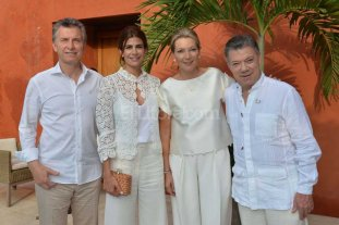 Macri volvi� de Colombia y har� anuncios en materia de turismo