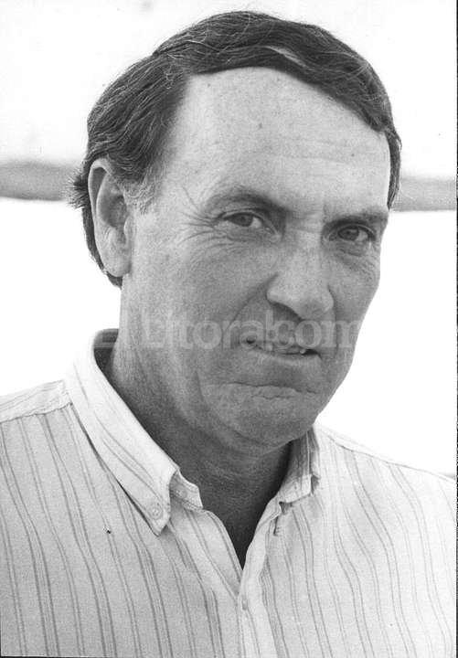 Reynaldo Volken. Foto:Archivo El Litoral