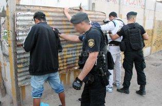 Operativos de prevenci�n en zonas conflictivas de la ciudad