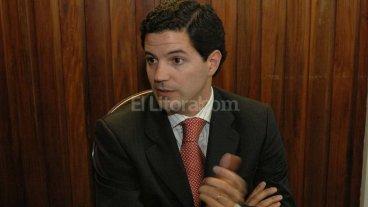 """Laspina: """"Hay m�s de 8 mil millones de pesos en obras para la provincia"""""""