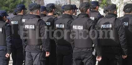Destituyen a polic�as vinculados a casos de corrupci�n y narcotr�fico