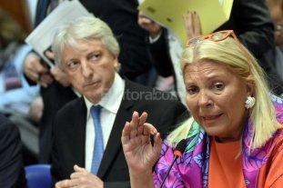 """Carri�: """"Es un esc�ndalo moral que Argentina tenga un 30 por ciento de pobreza"""""""