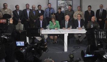 """""""Muchos"""" gendarmes desembarcan en once ciudades de la provincia"""