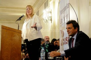 """Stolbizer: """"Hay que poner a los jueces en la mira"""""""