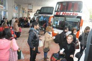En la terminal de �mnibus no se realizan controles de alcoholemia a los choferes