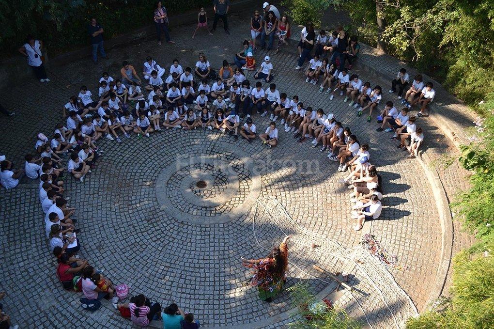 El festival propone un reencuentro con el círculo ritual de la palabra y la escucha. Gentileza Producción