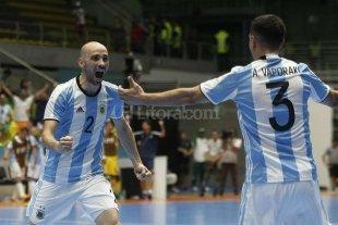 Argentina gan� el Mundial de futsal