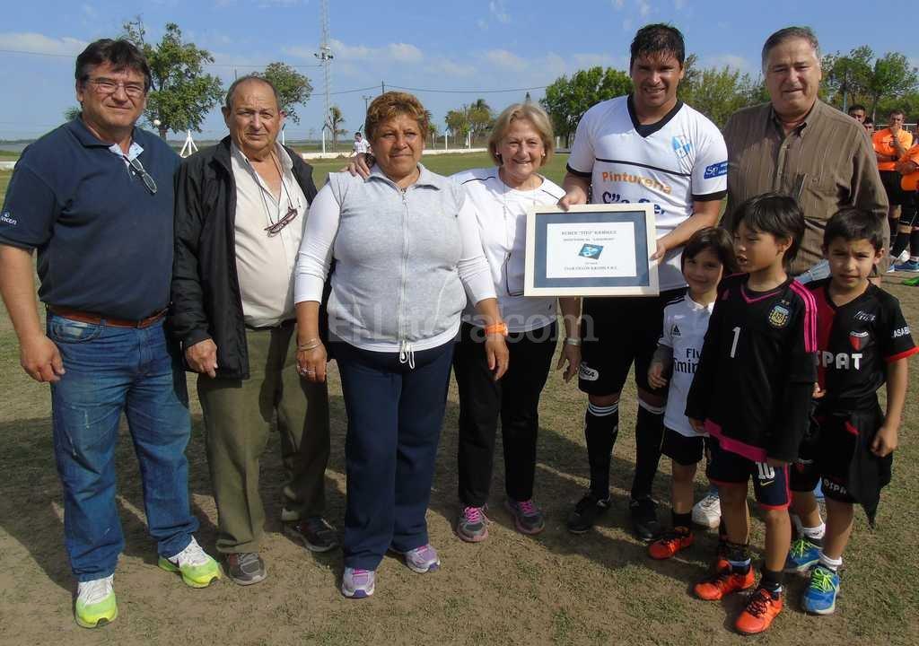 Foto:Gentileza Liga Santafesina de f�tbol