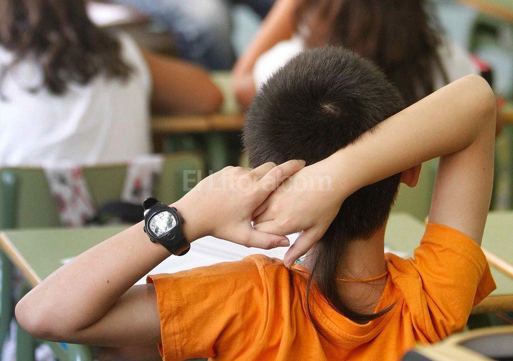 Los chicos con Trastornos Espec�ficos del Lenguaje tienen la capacidad para comprender todo en clase, pero las dificultades aparecen al momento del habla. Foto:Archivo El Litoral