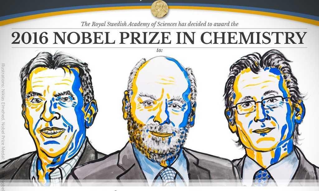 Foto:Twitter Premio Nobel