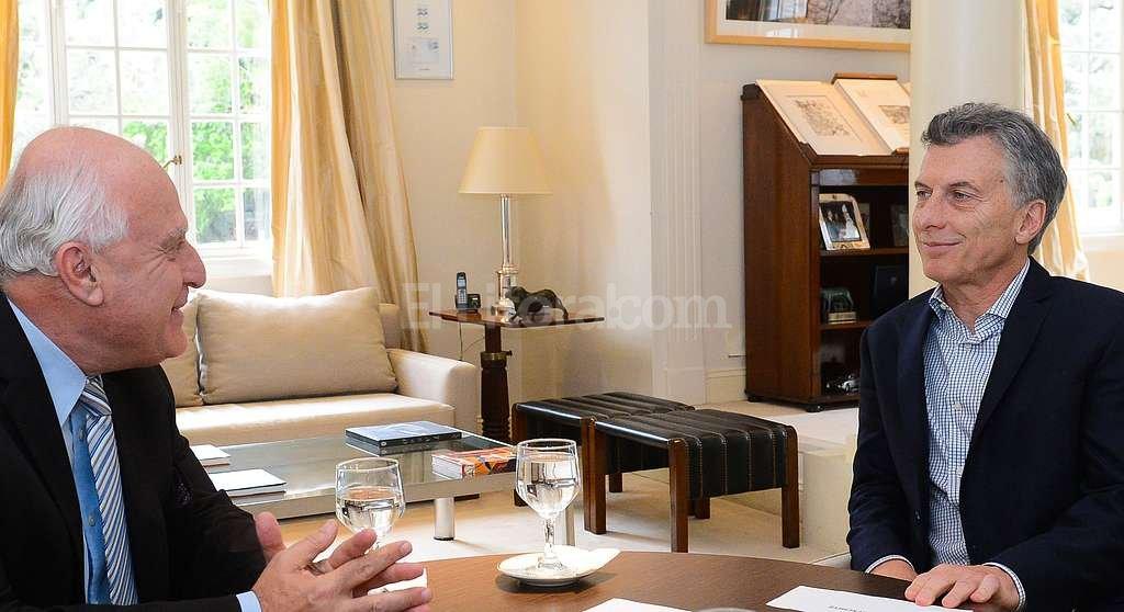 Foto:Presidencia de la Naci�n