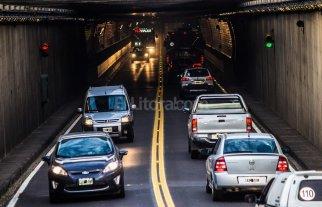 El túnel proyecta autoabastecerse con energía solar