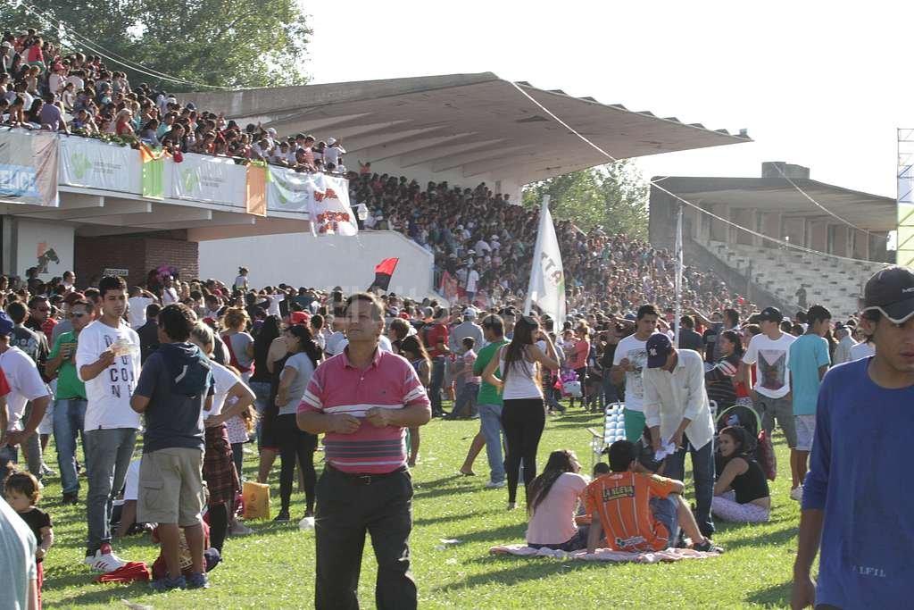 Alternativa. El Hip�dromo de Las Flores es uno de los espacios que se est�n considerando para realizar el festival. Foto:Archivo El Litoral
