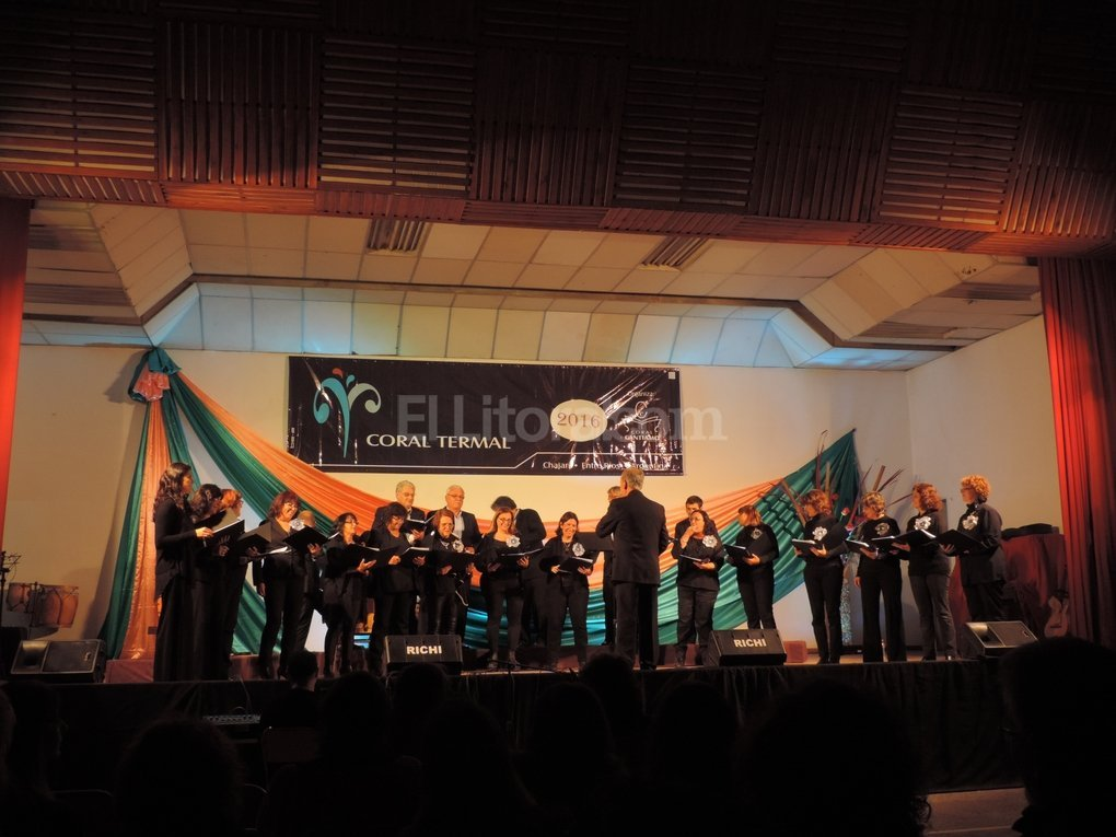 La agrupación coral nació en 2014, y está constituida por quienes fundaran el Coro de la UTN Santa Fe y cantantes vocacionales de Santa Fe y Paraná. Gentileza Producción