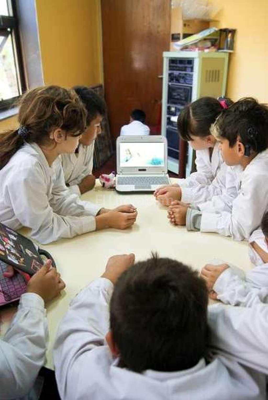 Por calendario escolar, las clases en Santa Fe terminan a mediados de diciembre. Foto:Archivo El Litoral