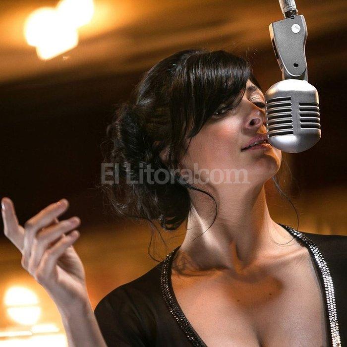 Despu�s de un primer disco solista, con tangos de varias �pocas (�De este y otros tiempos�) Eletti apost� por tangos de los �30 y �40. Foto:Gentileza Joaqu�n Amaduzzi