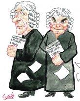 Megaestafa: dictaron la prisi�n preventiva para ocho imputados