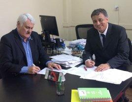 UTTA firm� paritarias con los trabajadores del Jockey Club