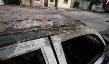 Quemacoches atacaron en la ciudad de Santo Tom�