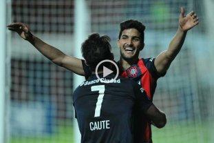 San Lorenzo pisa fuerta en la Copa Sudamericana