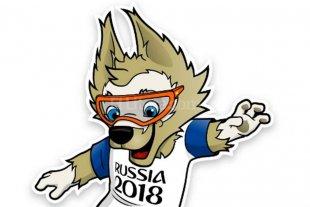 El lobo Zabivaka ser� la mascota de Rusia 2018