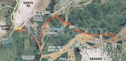 Con el nuevo puente a Paran�, Santa Fe sumar� un acceso alternativo a la 168