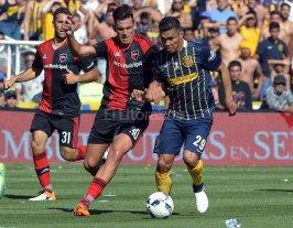 Newell�s le gan� a Rosario Central con un gol en tiempo de descuento