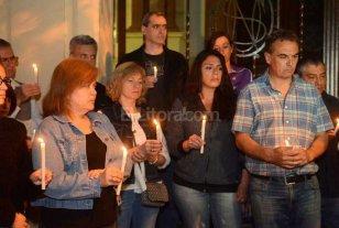 Triple feminicidio en Mendoza: marcharon para pedir justicia