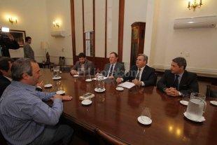 Gobierno iniciar� contactos con los gremios estatales
