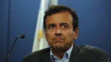 El vicejefe de Gabinete dijo que el bono de fin de a�o no es obligatorio