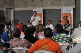 Jos� Corral present� un millonario plan integral de obras para barrio Chalet