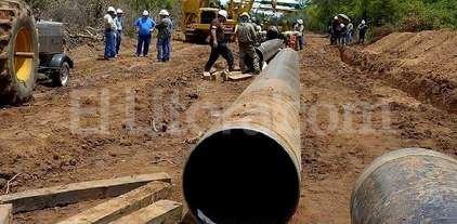 A fines de noviembre quedar�a inaugurado un ramal del Gasoducto del NEA