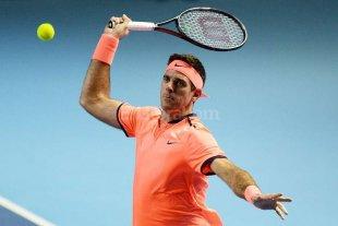 Debut y victoria de Del Potro en el ATP de Basilea