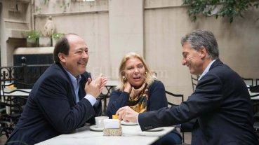 Con Macri y Carri�, Cambiemos presenta su Mesa Nacional
