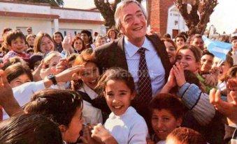 Cristina record� a N�stor Kirchner a 6 a�os de su muerte
