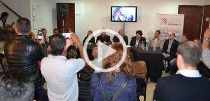 """""""Cacho"""" Deicas: """"La Fiesta Nacional de la Cumbia Santafesina ser� nuestro Documento de Identidad"""""""
