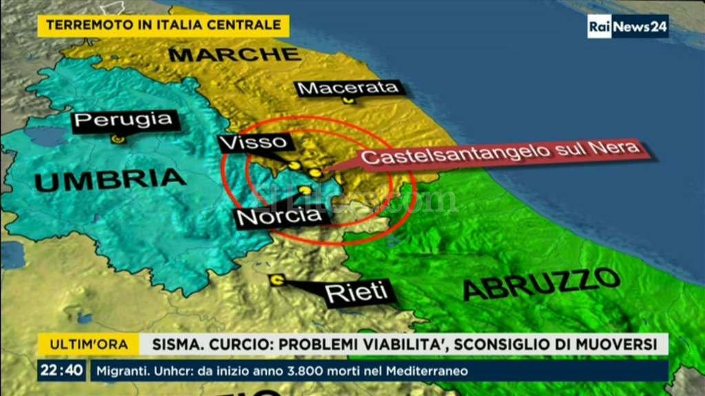 Cuatro terremotos golpearon Italia en tres meses ¿A que se debe esto?