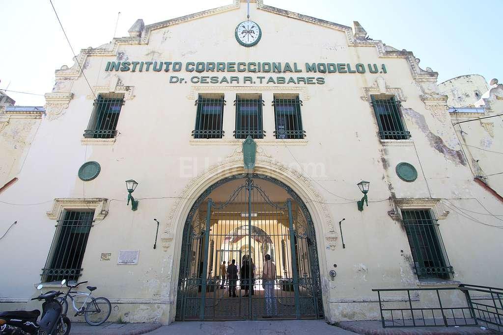 Acceso a la cárcel de Coronda. Crédito: Archivo El Litoral
