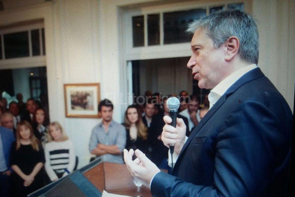 El Dr. Carlos Felice, flamante Presidente de la Asociación de Propietarios de caballos SPC.